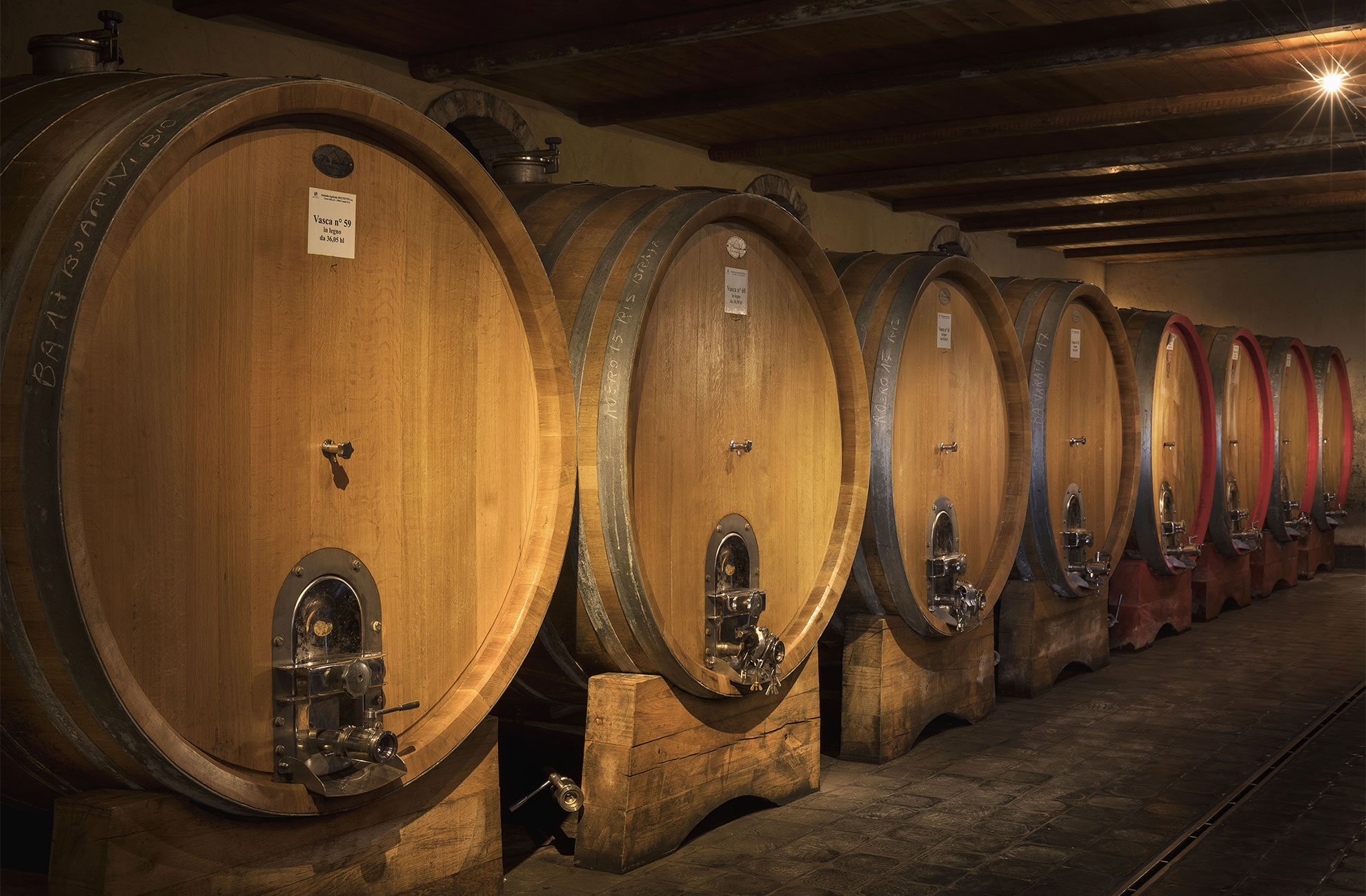 The winery | Deltetto