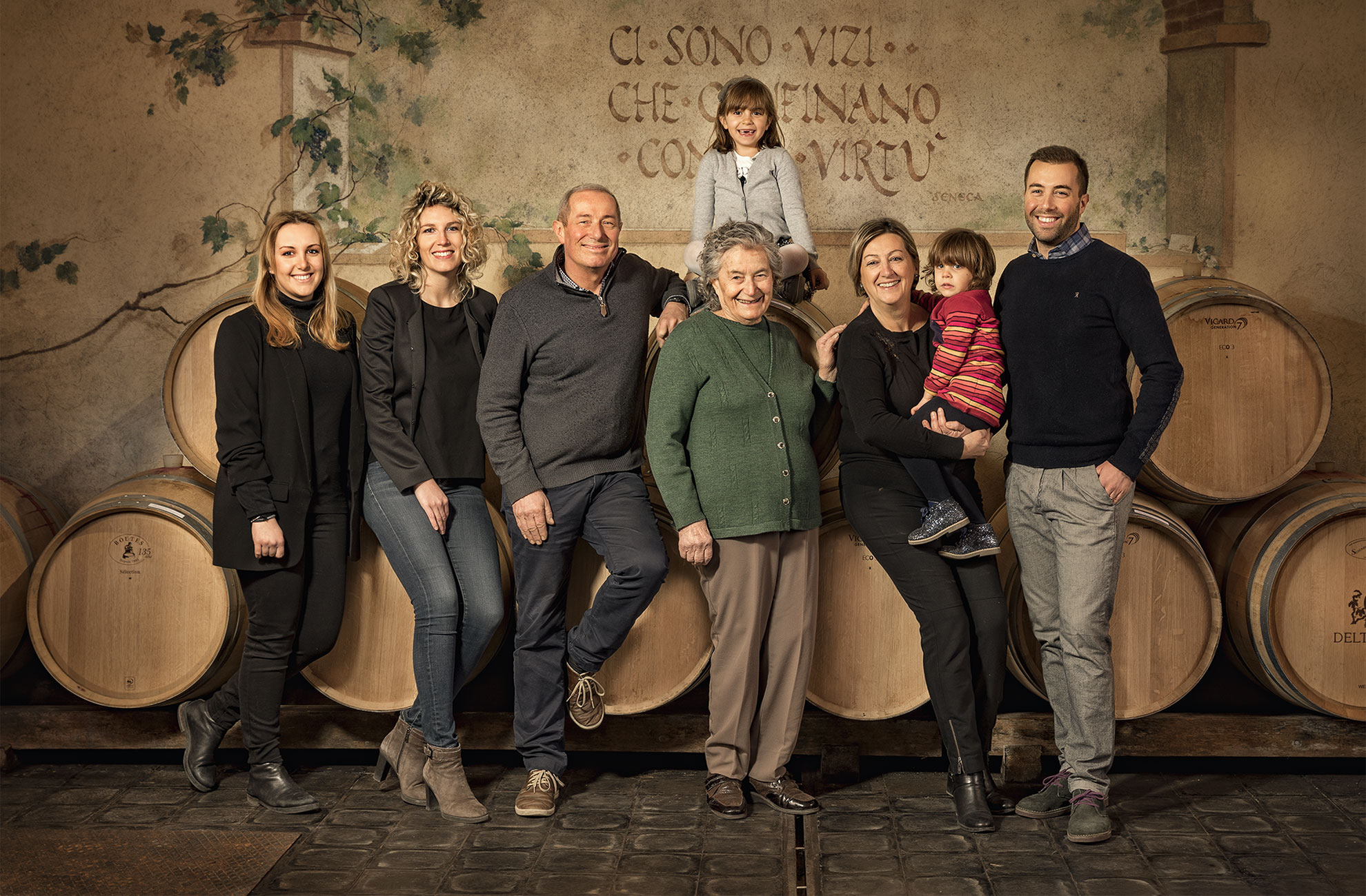 A great winemaking tradition with an eye to the future